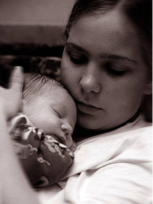 мать и дите фото