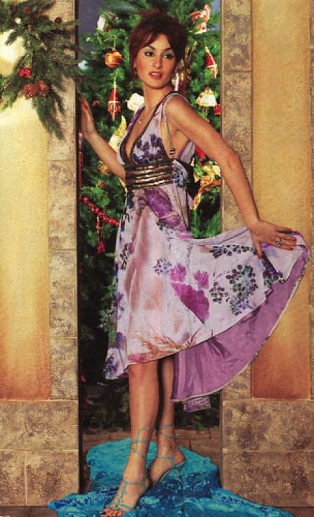 Татьяна Догилева Засветила Грудь – Привет, Дуралеи! (1996)