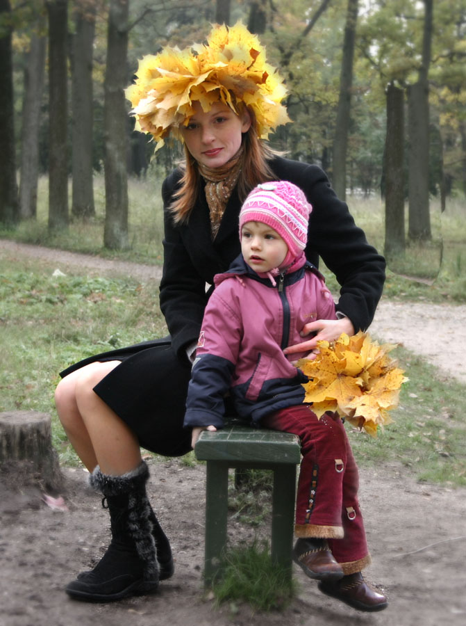 фото конкурс ребенок у мамы на руках