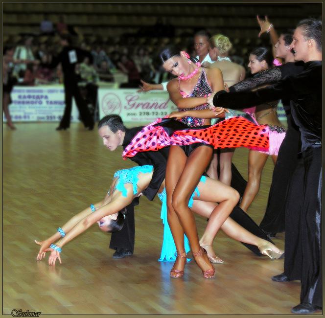засветы на бальных танцах фото