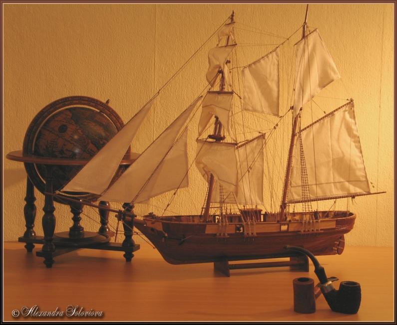 Парусный корабль из дерева своими руками - New-trailer.ru