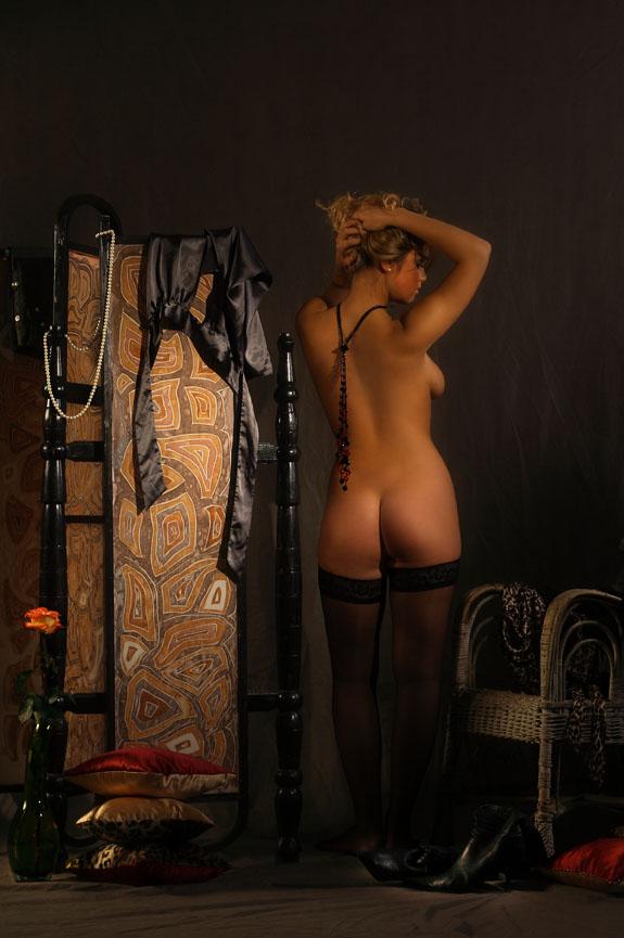 Красивые голые француженки фото